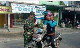 Babinsa Koramil 403-14/SS III Jadi Motivator PPKM Mikro Di Wilayah Binaan