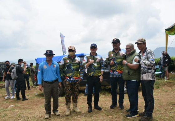 Danrem 044/Gapo Ikuti Lomba Tembak Perbakin Kejuaraan  Menembak Indonesia Long Range Shooting Grand Prix 2021 Seri -5